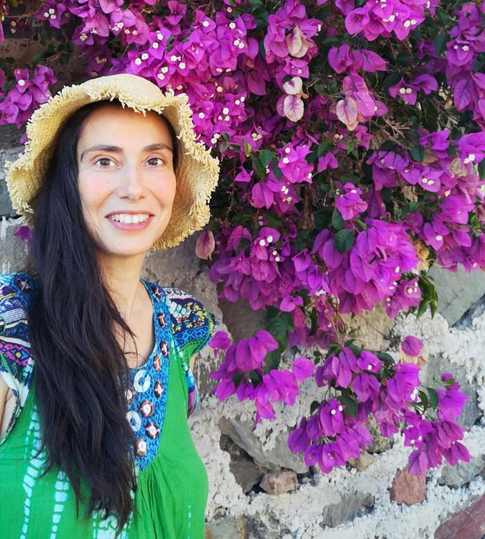 Rosabel Lacoma directora Pirinea Biodanza Zaragoza España