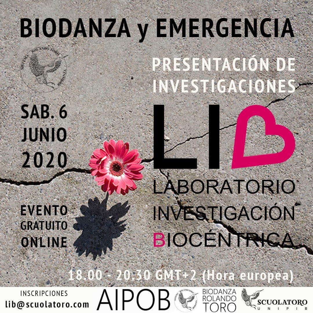 Biodanza y Emergencia