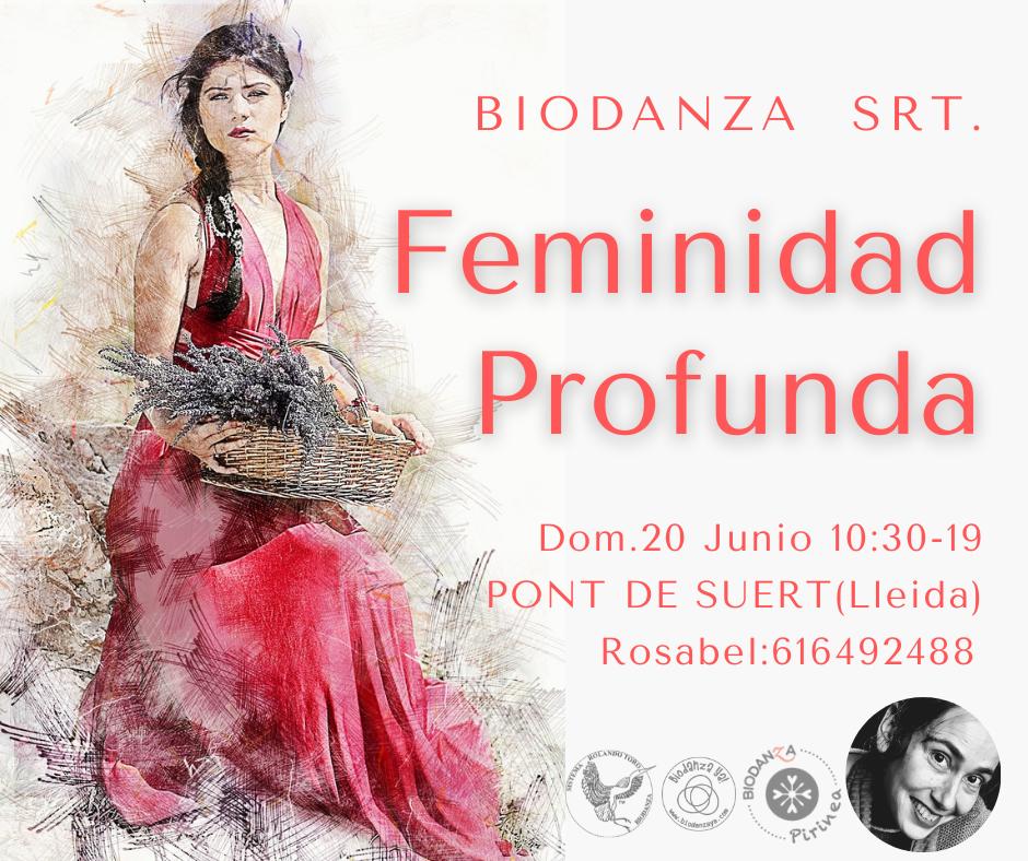Feminidad y Biodanza