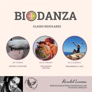 Biodanza Zaragoza